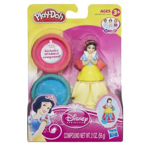 Play-Doh Mix n Match Figure Featuring Disney Princess Snow White