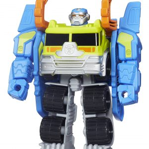 Playskool Heroes Transformers Rescue Bots Salvage the Construction-Bot Figure