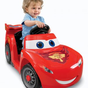 Power Wheels Disney/Pixar Cars 2 Lil' Lightning McQueen (Hudson Hornet Piston Cup)