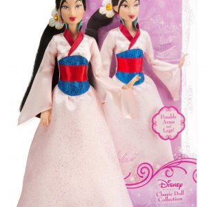 "Princess Mulan ~12"" Doll - Disney Princess Classic Doll Collection"
