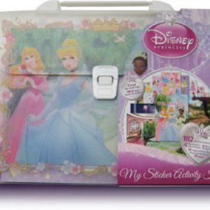 Sandylion My Sticker Activity Kit - Disney Princess