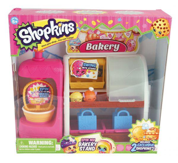 Shopkins Bakery Playset