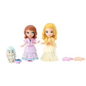 Sofia the First: Sisters' Sleeptime Play Set