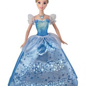 Toy / Play Disney Princess Swirling Lights Cinderella Doll. Figure, Collectible, Toy, Decoration, Character Game / Kid / Child