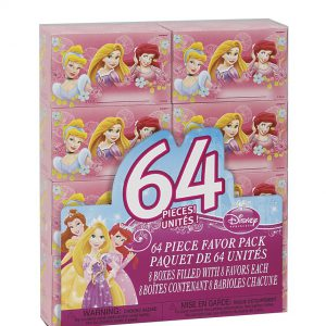 Unique Disney Princess Complete Birthday Favor Pack Kit