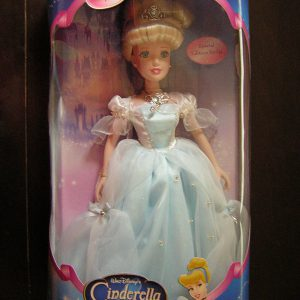 Walt Disney's CINDERELLA Special Edition 2005 Porcelain Doll by Brass Key Keepsakes
