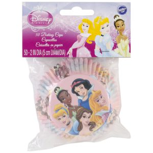 Wilton Disney Princess Standard Baking Cups, 50 Count