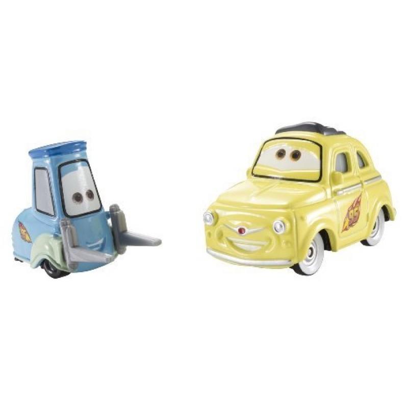 Pixar Disney Cars 1 55 Scale Diecast 2 Movie Die Cast Luigi Guido