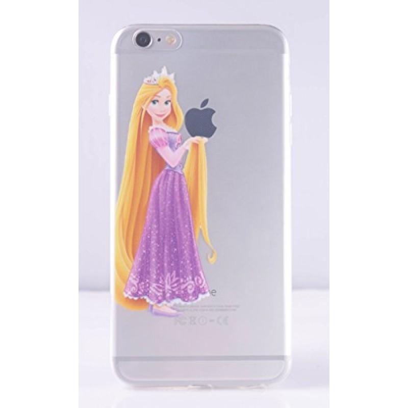 6(4.7)-Rapunzel Tangled-Silicone Case) iPhone 6 (4.7) Case ROXX ...
